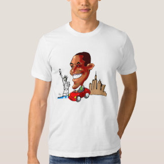 Kisses from Usa OBAMA T-shirt