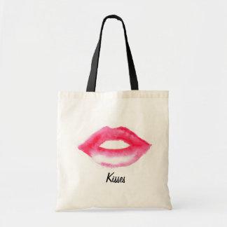 Kisses Grocery Bag