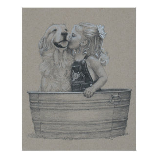 Kisses in a Tub Posters