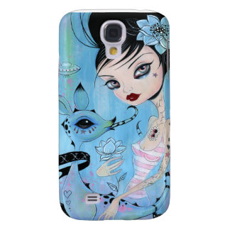 Kisses iPhone 3 Samsung Galaxy S4 Cover