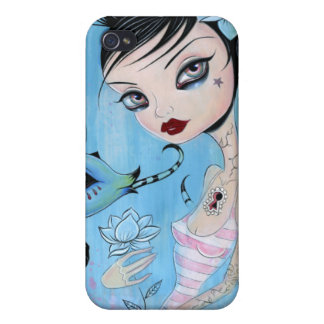 Kisses iPod 4 iPhone 4/4S Cover