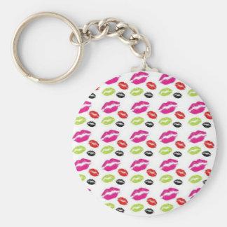 Kisses Keychain
