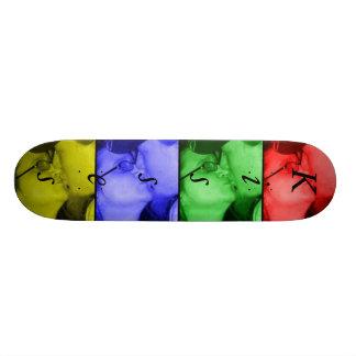 kisses, Kisses Skateboard Deck