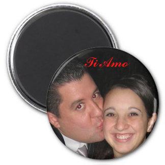 kisses, Ti Amo Magnet