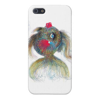 Kissiefish for Iphone Case
