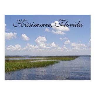 Kissimmee Florida Postcard
