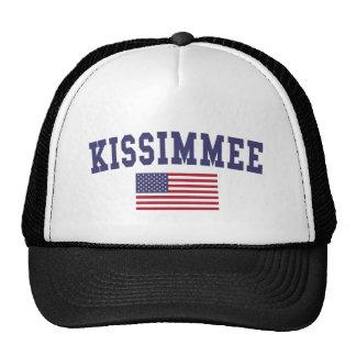 Kissimmee US Flag Trucker Hat