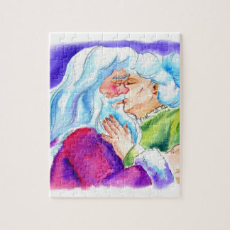 Kissin' Clauses Puzzle