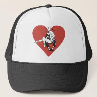 Kissin' Trucker Hat