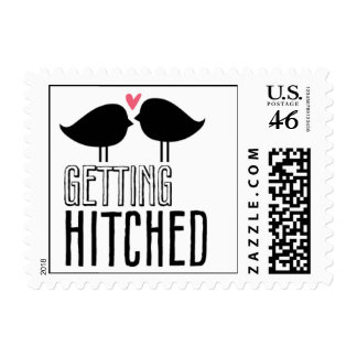 Kissing Booth - Getting Hitched Stamps