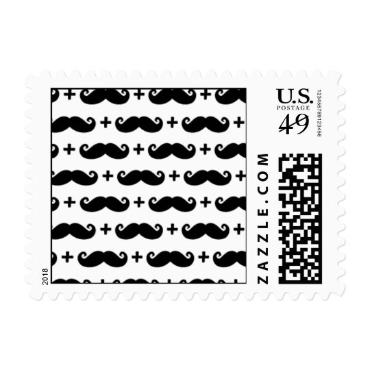 Kissing Booth - Moustaches Postage
