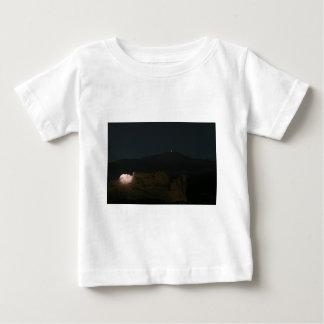 Kissing Camels at Night Baby T-Shirt