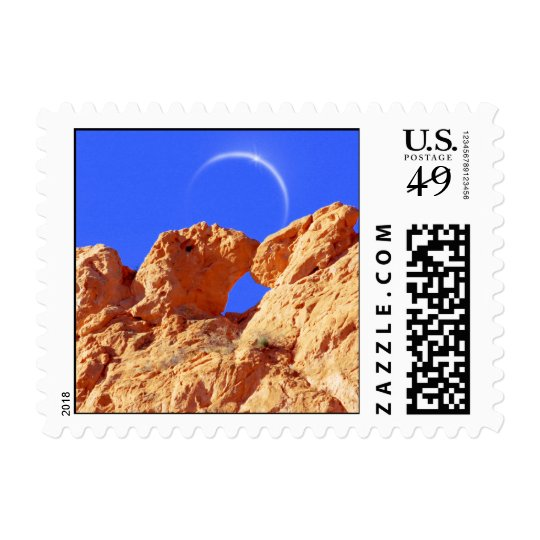 Kissing Camels, Garden of the Gods Postage