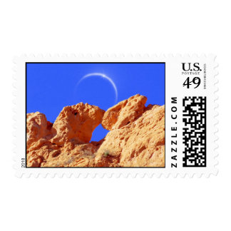 Kissing Camels, Garden of the Gods Postage Stamps