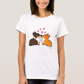 Kissing Corgis Shirt
