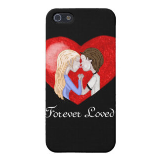 Kissing Couple iPhone4 case iPhone 5 Cases