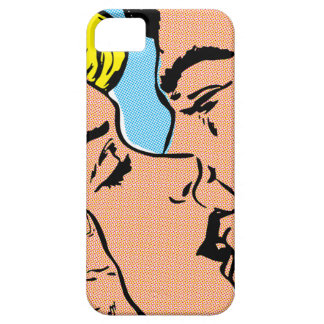 Kissing Couple iPhone 5/5S Case
