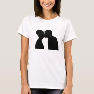 KISSING COUPLE T-Shirt