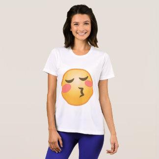 Kissing Emoji T-Shirt