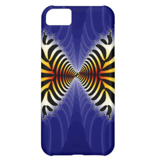 Kissing Fish Fractal Zebra Fish iPhone 5C Covers