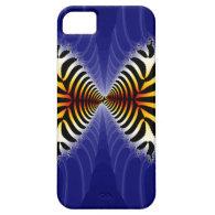 Kissing Fish Fractal Zebra Fish iPhone 5 Covers