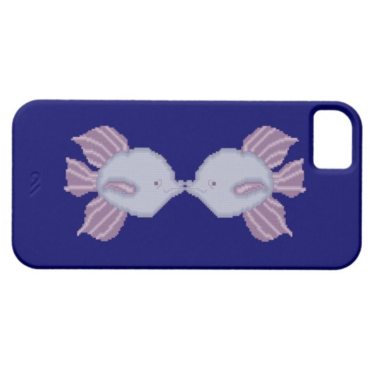 Kissing Fish iPhone 5 Case