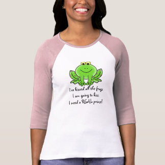 Kissing Frogs T-Shirt