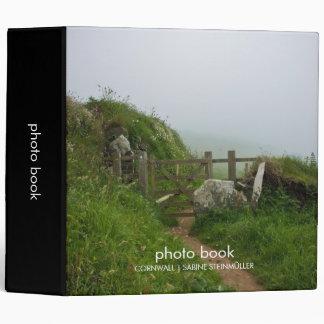 Kissing Gate Photo Book Vinyl Binders