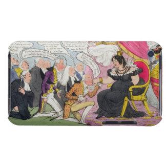 Kissing Hands published 1827 colour litho Case-Mate iPod Touch Case