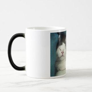 Kissing Kitties Mug