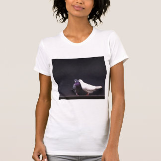 Kissing Love Birds T-Shirt