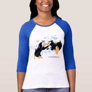 Kissing Penguins T-Shirt