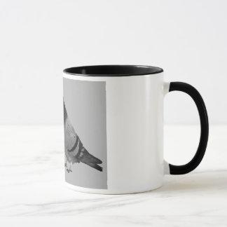Kissing Pigeons Gift Mug
