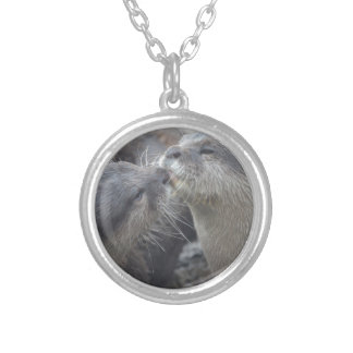 Kissing River Otters Jewelry