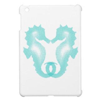Kissing Seahorses Cover For The iPad Mini
