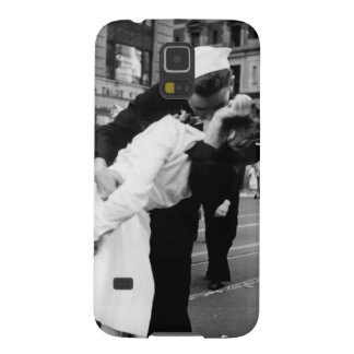 Kissing the War Goodbye at Times Square Galaxy S5 Cover