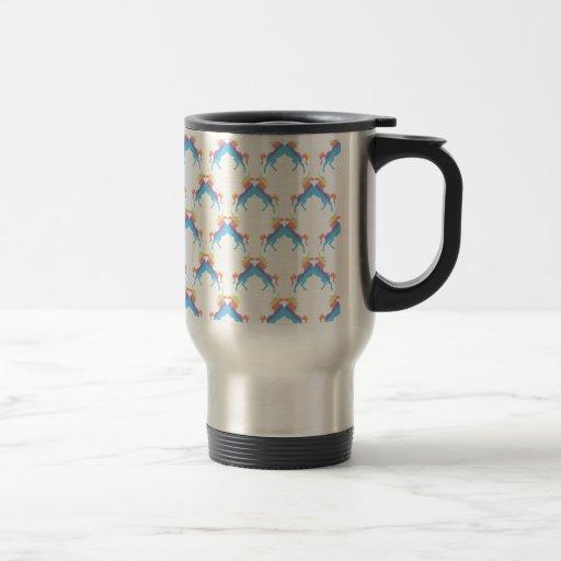 Kissing Unicorns Mug