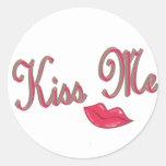 kissme stickers