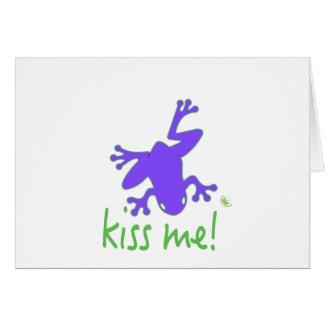 Kisss The Frog
