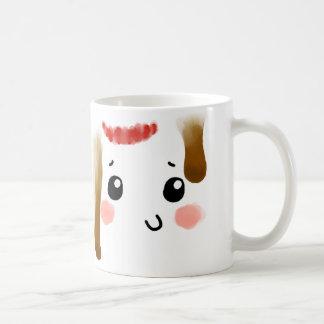 Kissy coffee mugs