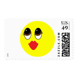 Kissy Face Postage