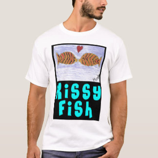 Kissy Fish T-Shirt by Mandee