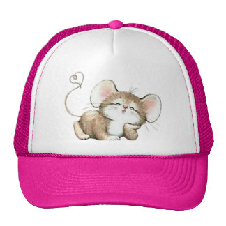 Kissy Mouse Trucker Hat