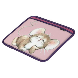 Kissy Mouse Sleeve For iPads