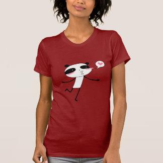 Kissyface Panda T-shirts