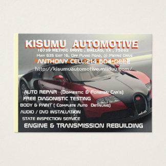 KISUMU AUTOMOTIVE CARD DESIGN @ MOJISOLA GBADAMOS1
