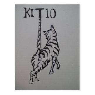 KIt10 Postcard