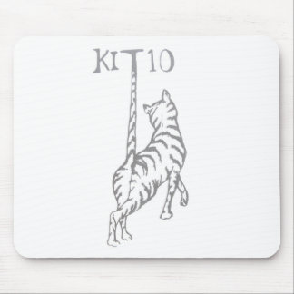 Kit 10 mouse pads