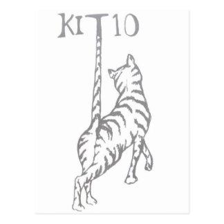 Kit 10 postcard