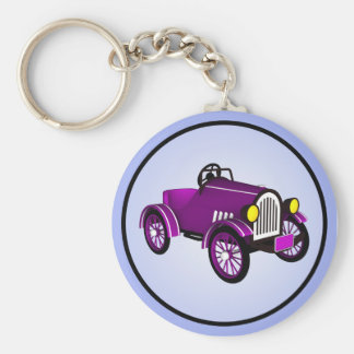 Kit Car Keychain